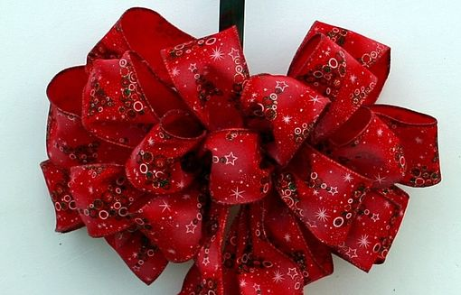 Custom Made Decorative Bows