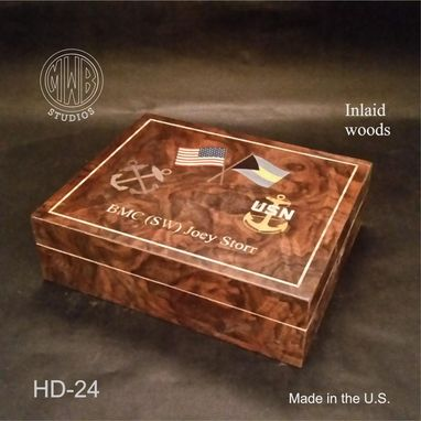 Custom Made Handcrafted Humidor's Made In The U.S.