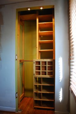Custom Made Closet Insert