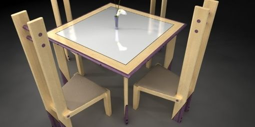 Custom Made Dining Table A