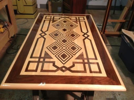 Rustic Steampunk Coffee Table
