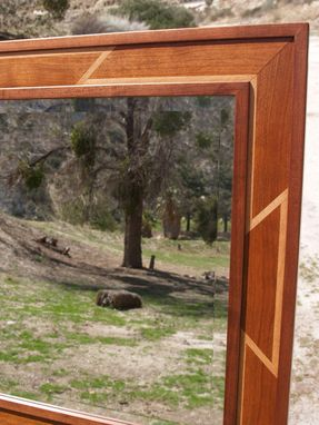 Custom Made Rustic Mirror