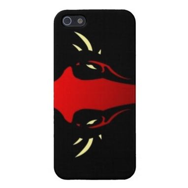 Custom Made Dark Keigstu Iphone 5 Case (Horizontal)
