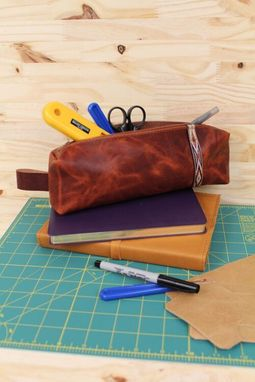 Custom Made Explorer Pencil Case