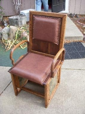 Custom Made Office Chair