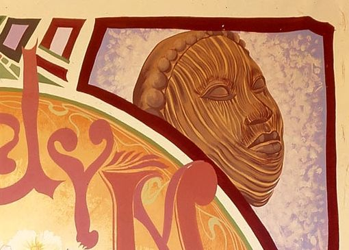 Hand Crafted African American Heritage Painting Biddy Mason By Nyc Mural Artist By Mark Venaglia Artworks Custommade Com