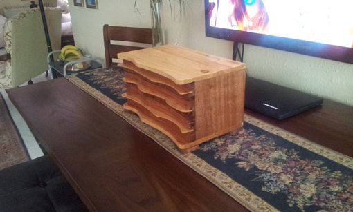 Custom Made Randa Jewelry Box