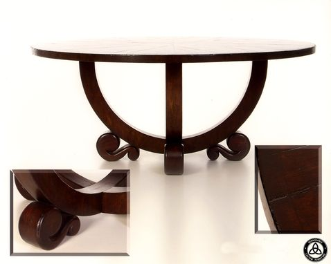 Custom Made #427 Round Dining Table