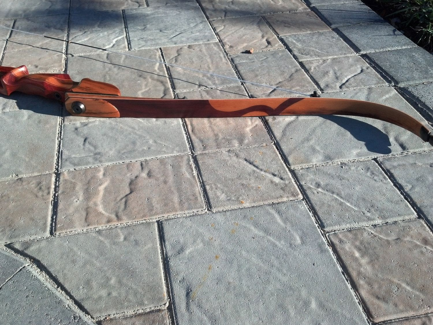 Handmade Sale Recurve Archery Bow Available Now Take