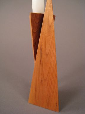 Custom Made Sculptural Cherry Candle Holder