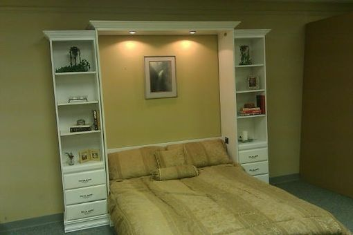 Custom Made Contempo Murphy Wall Bed