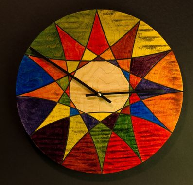 Custom Made Poincare Clock
