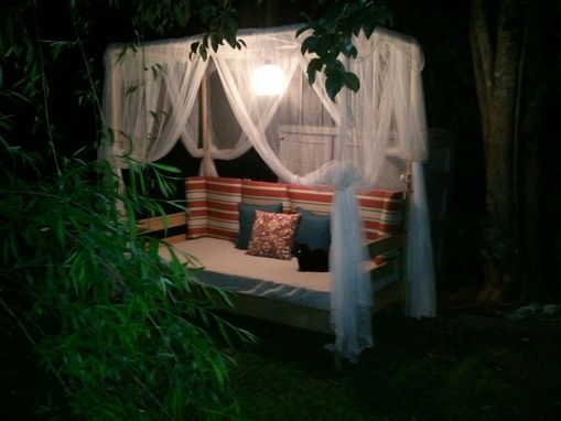 Custom Made Outdoor Daybed