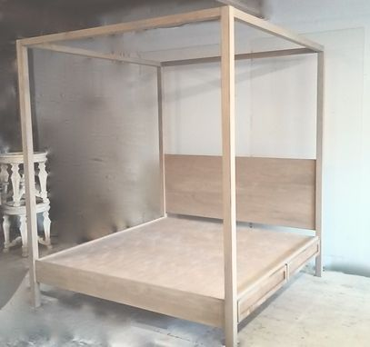 Custom Made Four Poster/Canopy Bed