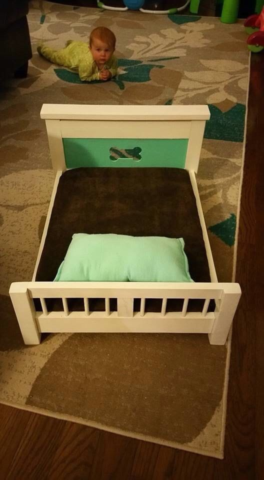 Buy Hand Crafted Dog Bed Mini Dog Bed W 2 Quot Poly Foam