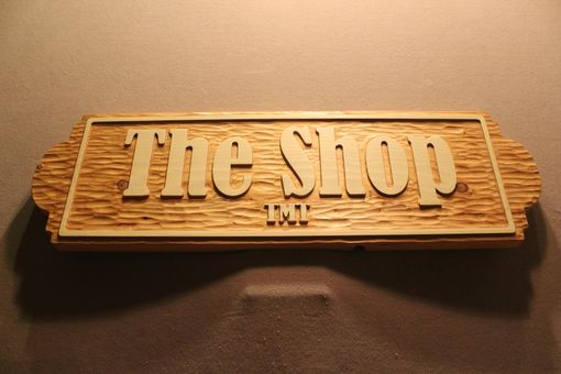Custom Made Custom Wooden Signs | Carved Wood Signs | Home Signs | Shop Signs | Garage Signs | Business Signs
