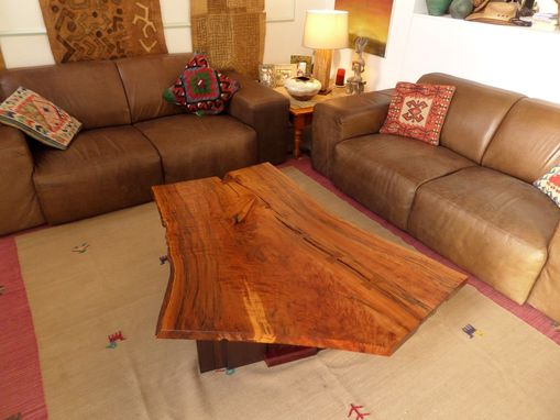 Custom Made Rose Myrtle Coffee Table