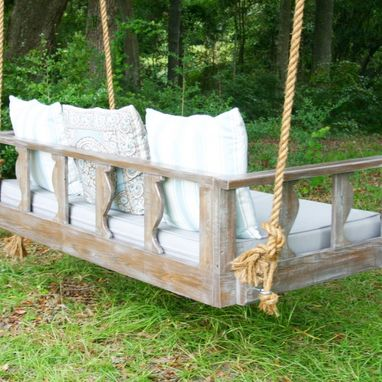 Custom Made Avari Porch Swing