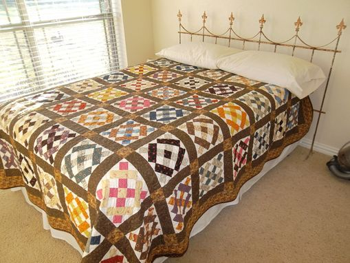 Custom Made Handcrafted Quilt