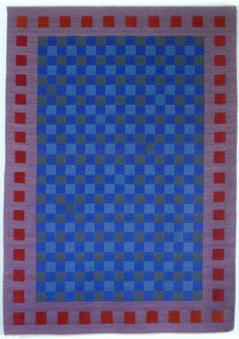 Custom Made Rug: Artemis (Hand-Woven With Hand-Dyed Wool)
