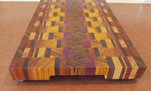 Custom Made Custom Cutting Board For A Custom Made Client
