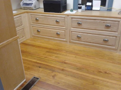 Custom Made Office Cabinetry