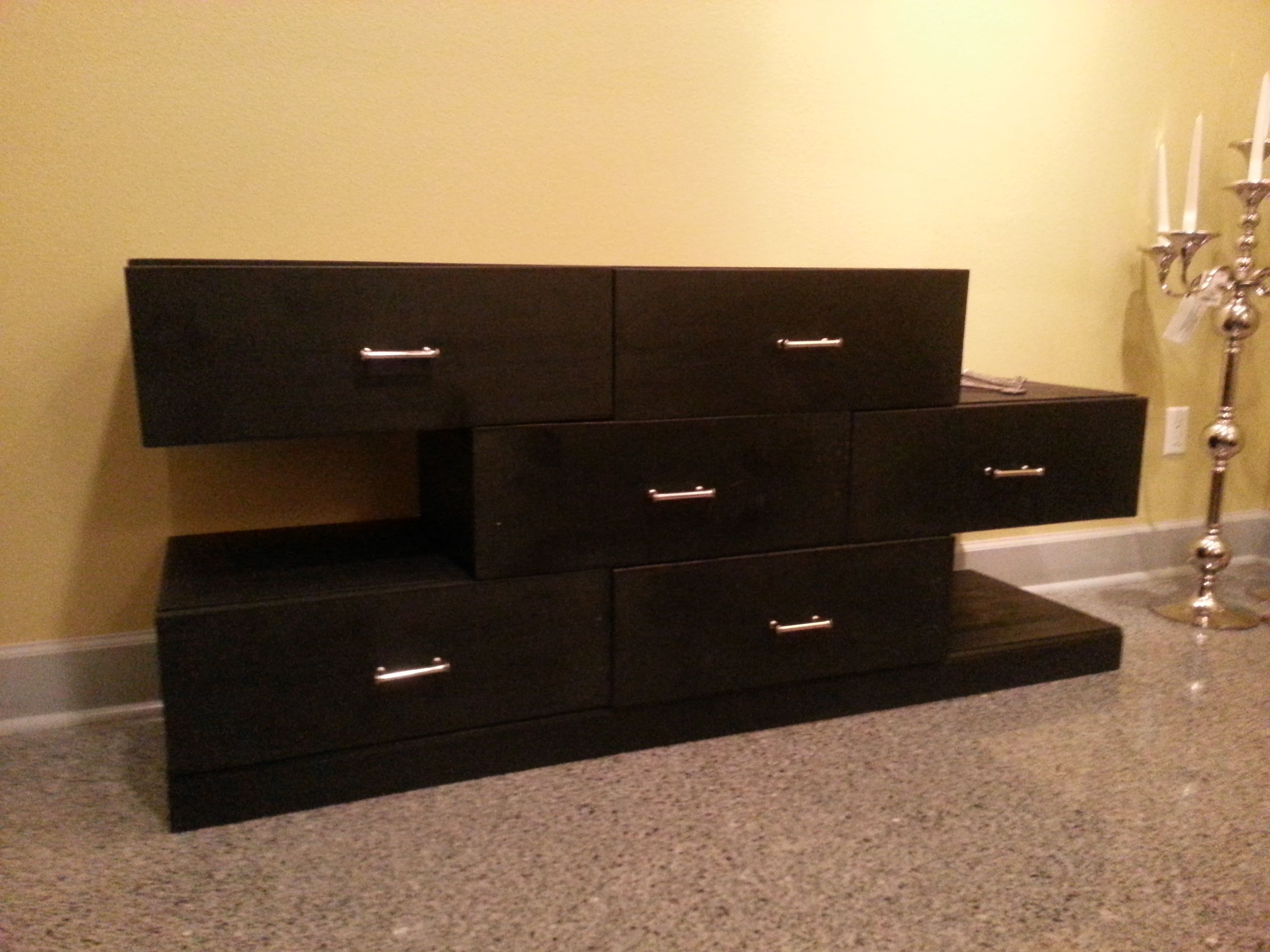 Buy A Custom Made Modern Dresser Made To Order From