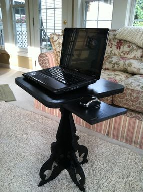 Custom Made Side/Laptop Table