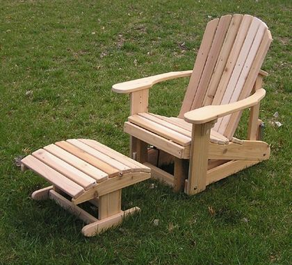 Custom Adirondack Chair By Woodwork By Stan Custommade Com
