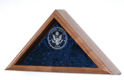 Custom Made Us Air Force Flag Display Case