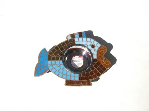 Custom Made Multi-Colored Fish Diner