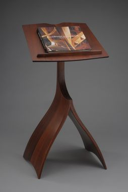 Custom Made Library Stand
