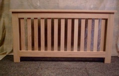 Custom Made Custom Radiator Cover
