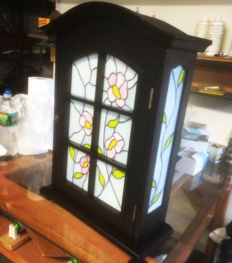 Custom Made Fancy Key Cabinet