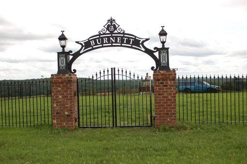 Custom Made Gates, Gate Toppers, Archways, Fencing