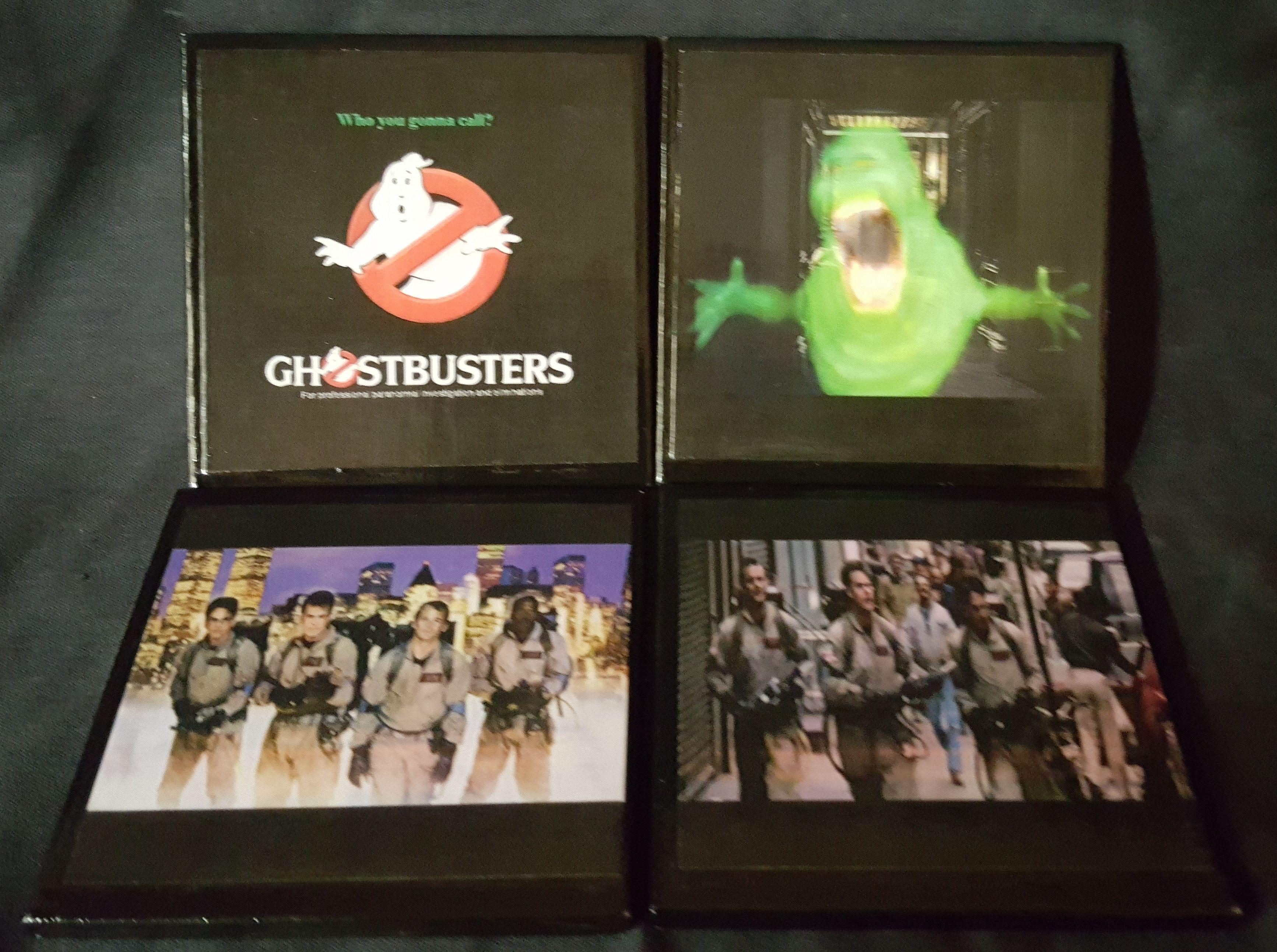 Ghostbusters Set of 4 Cork Coasters