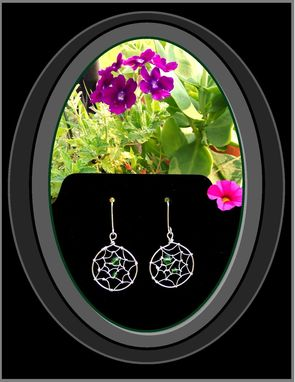 Custom Made Dream Catcher,Earrings