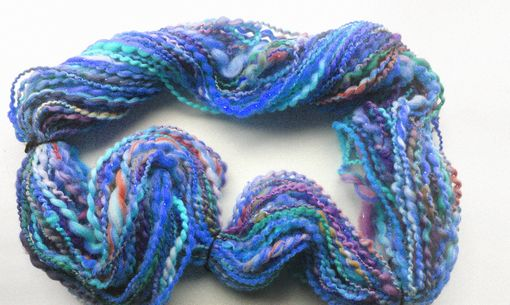 Custom Made Hand Spun Yarn