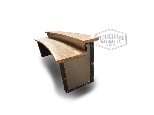 Custom Made Reliance- Custom Industrial Reception Desk