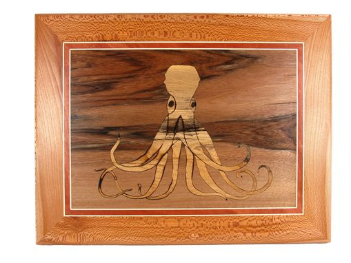 Custom Made Octopus Wall Art