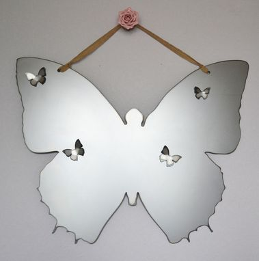 Custom Made Flying Butterfly Magnet Board