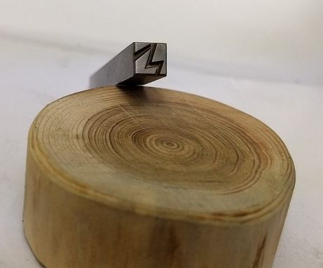 Custom Made Round Or Square Custom Design Or Logo Jewelry Stamp - Steel Metal Stamp