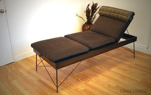 Custom Made Siesta Day Bed Mid Century Modern Design