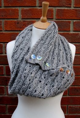 Custom Made Hand Knitted Versatile Cowl