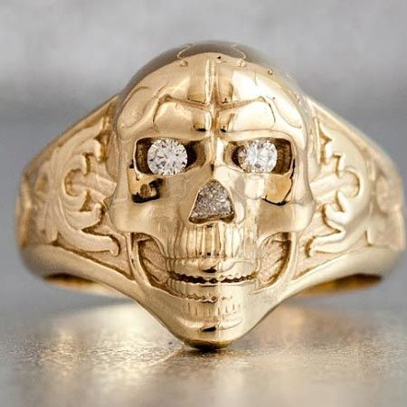 from subtle wedding rings with day of the dead sugar skull accents to bold skull shaped engagement rings well help you express your unique vision with the - Skull Wedding Rings For Men