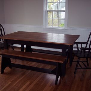David Edgerly David S Edgerly Customer Furniture Whitman MA - The farm table ma