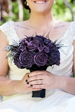 Custom Made Clay Bouquet - Custom Made For Your Wedding!
