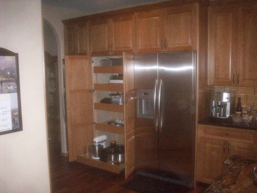 Custom Made Gourmet Cherry Kitchen