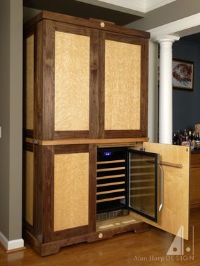 Custom Bedroom Cabinet Design