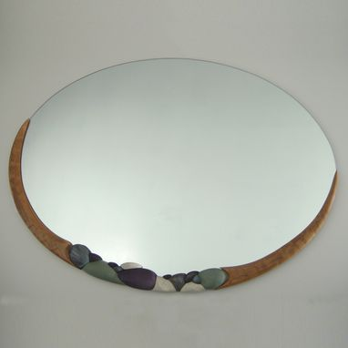 Custom Made Lake Shore Mirror
